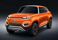 Suzuki Concept Future S: Indisch programma