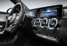Mercedes-Benz A-Klasse: infotainmentsysteem komt naar alle modellen