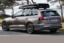 Ook de nieuwe Volvo V60 lekt