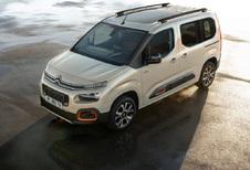 Nieuwe Citroën Berlingo gaat Peugeot Partner en Opel Combo vooraf