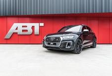 ABT geeft de Audi SQ5 425 pk en een widebody