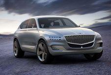 Genesis GV80 : SUV de luxe à hydrogène