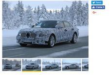 Mercedes S-Klasse: nieuwe generatie al op stap