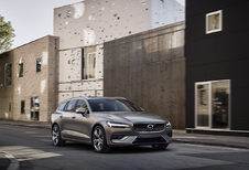 GimsSwiss – Volvo V60: op SPA-basis