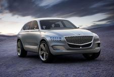 Genesis GV80 Concept gaat voor scalp Audi, BMW en Mercedes