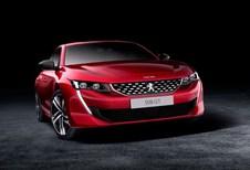 Peugeot 508: Foto's gelekt