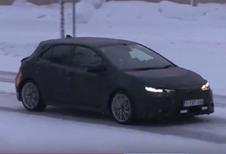 Toyota Auris 2018 : elle s'arrondit