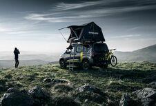 GimsSwiss - Peugeot Rifter 4x4 : camping sauvage