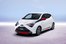 Vernieuwde Toyota Aygo ruilt X voor 3D