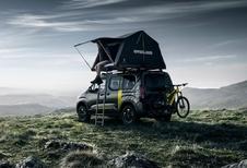 Met het gezin op avontuur: Peugeot Rifter 4x4 Concept