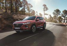 Gims 2018 - Hyundai Santa Fe : ultra sécurisé