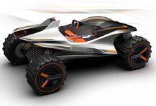 GimsSwiss - Hyundai Kite : un buggy/jet-ski signé IED