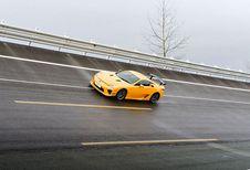 Toyota construit de nouvelles pistes d'essai au Japon
