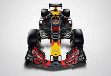 Dit zijn de racekleuren van de Red Bull RB14
