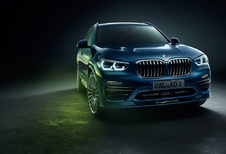 Alpina XD3 is een BMW X3 met vier turbo's