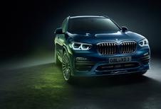 Alpina XD3 is een BMW X3 met vier turbo's