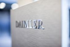 Geely dans l'actionnariat de Daimler (Mercedes)