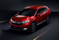 Honda CR-V: geen diesel meer voor vijfde generatie