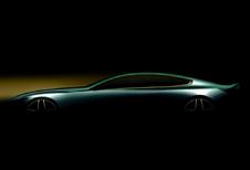 Dit is geen Aston Martin, maar een BMW
