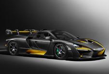 GimsSwiss - MSO : une McLaren Senna « full-carbone » pour Genève