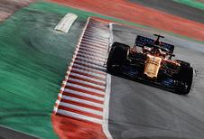 Sterke Stoffel Vandoorne in eerste F1-testweek Barcelona