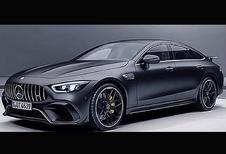 Toont de Mercedes-AMG GT4 zich eindelijk helemaal?