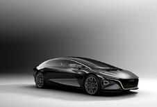 GimsSwiss - Lagonda Vision Concept : luxe électrique