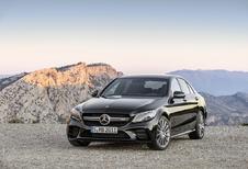 Gims 2018 - Mercedes-AMG C 43 4Matic : 390 ch