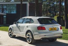 Bentley Bentayga Hybrid met PHEV-tech van Porsche