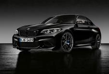 BMW M2 Black Shadow stelt teleur