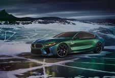 Gims 2018 – BMW Concept M8 Gran Coupé : GT munichoise