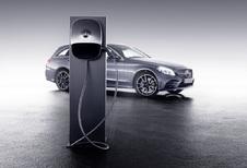 Gims 2018 – Des hybrides Diesel rechargeables chez Mercedes