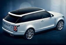 Hier is de Range Rover SV Coupé reeds