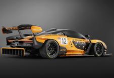 McLaren Senna GTR daagt Valkyrie AMR Pro uit