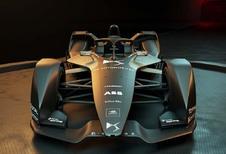 GimsSwiss – DS E-TENSE FE 19 : Un Formula-E futuriste