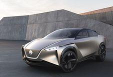 GimsSwiss - Nissan IMx Kuro : concept qui lit dans le cerveau