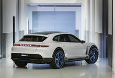 GimsSwiss – Porsche Mission E Cross Turismo : la berline baroudeuse
