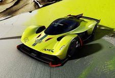 GimsSwiss – Aston Martin Valkyrie AMR Pro : plus de 1100 ch… et 1000 kg !