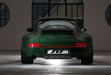 RUF SCR is geen Porsche 911