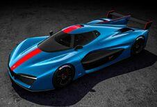 Gims 2018 – Pininfarina H2 Speed : 12 exemplaires, à hydrogène, pour la piste !