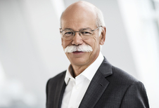 Mercedes-baas Dieter Zetsche over diesel, de Chinezen en racen