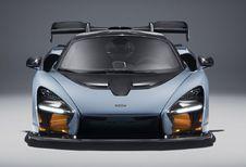 Pas de McLaren électrique avant 2022