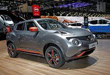 GimsSwiss - Nissan : le Juke se refait une (petite) beauté
