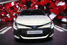 Toyota Auris: wat we al weten