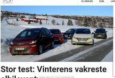 Elektrische auto's: welke laadt het snelst?