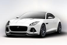 Denkt hoofddesigner Ian Callum aan vierdeursversie van de Jaguar F-Type?