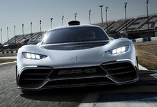 AMG Project One : bientôt Reine du Ring ?