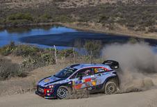Niets dan ellende voor Thierry Neuville in Rally van Mexico #1