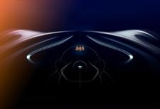 McLaren BP23 : objectif 400 km/h