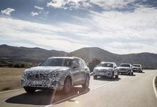 Nieuwe Volkswagen Touareg trekt naar China